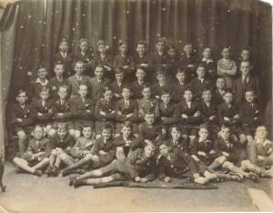 1933 Confirmation Class - St. Patrick's National School
